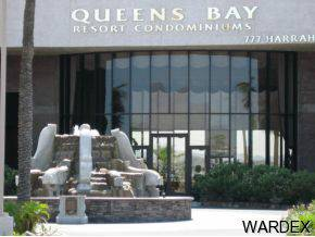 - $175 2br - 1025ftsup2 - Luxury Queens Bay Resort Condos for rent (777 Harrah Way )