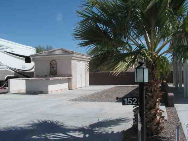 $550 Lot 152, Havasu RV Resort (Lake Havasu City, AZ)