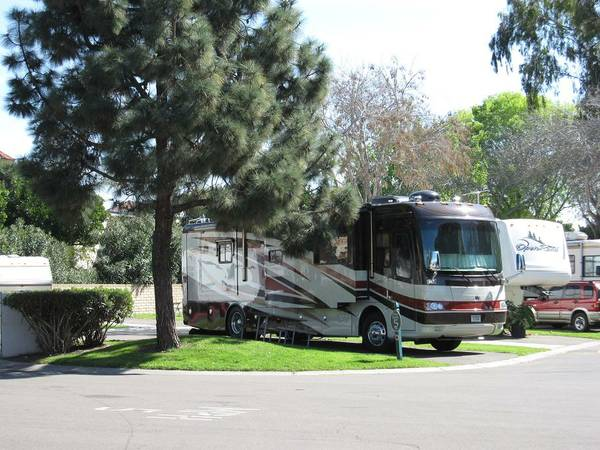 La Pacifica RV Resort Welcomes you to Sunny SoCal (San Diego)