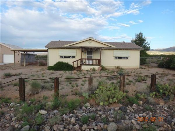 $47000 2br - 1060ftsup2 - House, beautiful range land, 22 owner will carry (Valley Vista Golf Course)