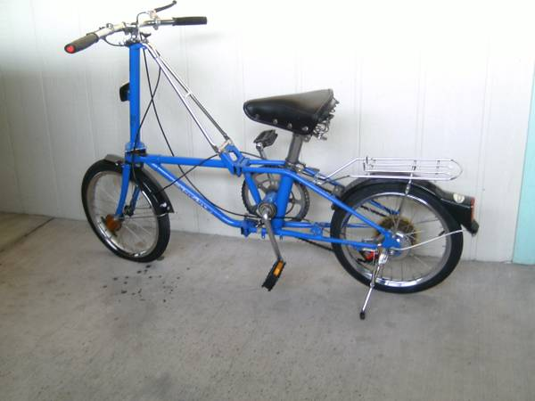 Dahon Vintage Folding Bike - $125 (Bullhead City)