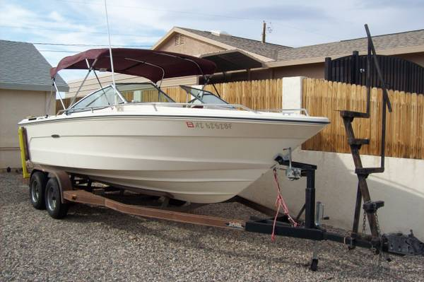 21 ft Sea Ray Open Bow Reduced - $5000 (Lake Havasu City)