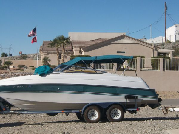 1992 four winns - $6500 (Lake Havasu Az)