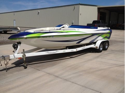 2004 cobra 23ft - $36000 (Fort Mohave)
