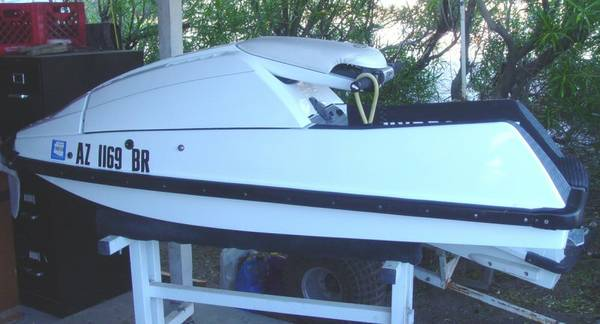 1993 YAMAHA SUPERJET 701 STAND UP JETSKI - $1800 (LAKE HAVASU CITY)