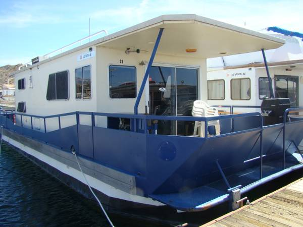 43 Feet of Houseboat Happiness - $19950 (Lake Mohave Resort)