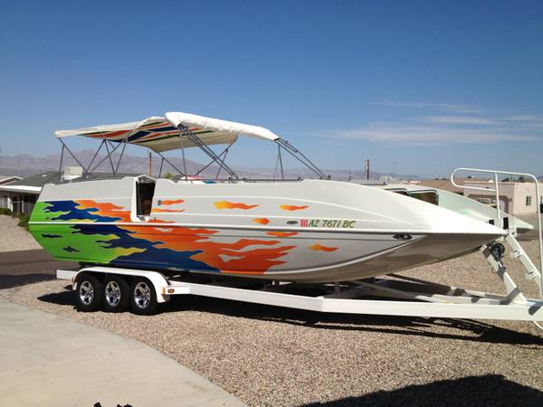 2000 ADVANTAGE 28 PARTY CAT - $39900 (Lake Havasu City)