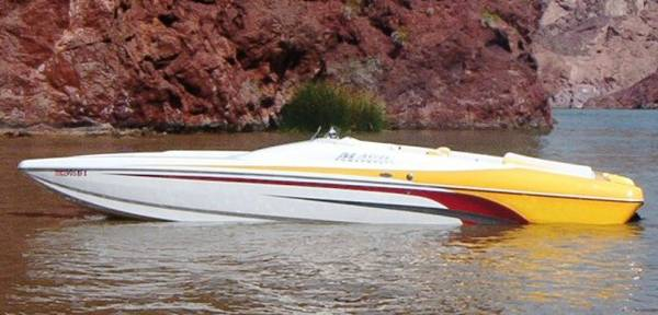 28 Magic Scepter Cat Open Bow - $75000 (Lake Havasu)