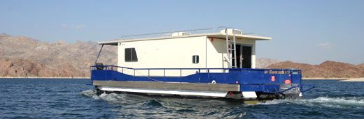 Affordable 43-foot Houseboat - $19950 (Lake Mohave)
