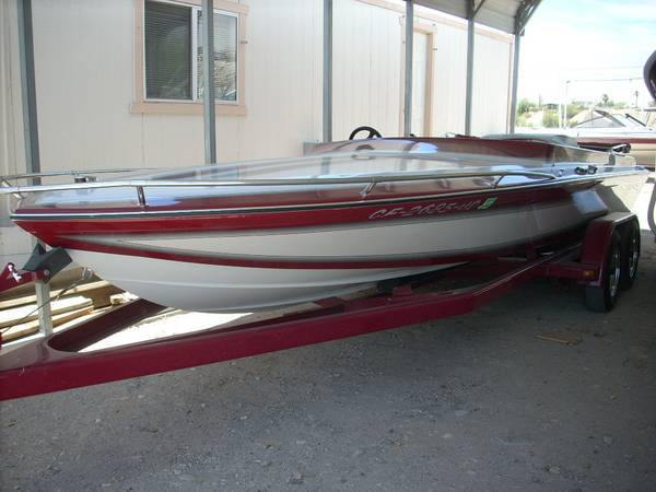 21 Hallett Vector 72 mph - $18900 (Lake Havasu)