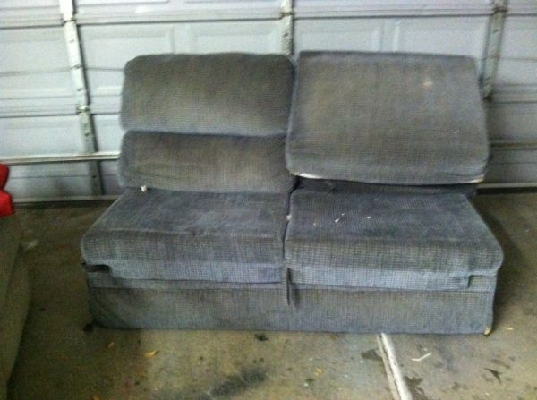 Couches- Love seat sized. Or firewood... (Kingman)