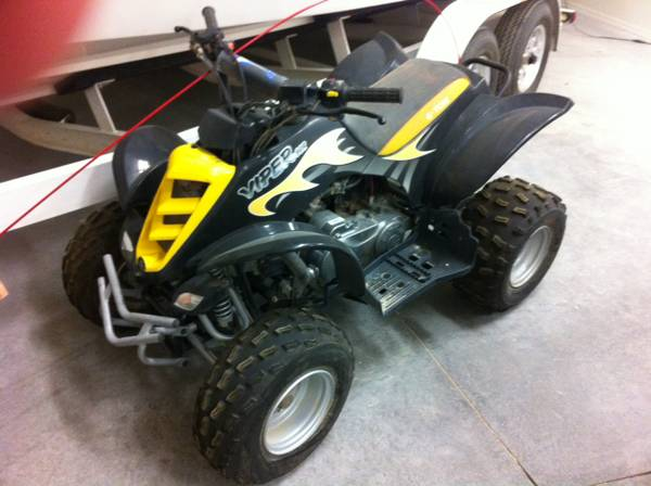 Eton 90R Quad 4 Four Wheeler - $600 (LHC)
