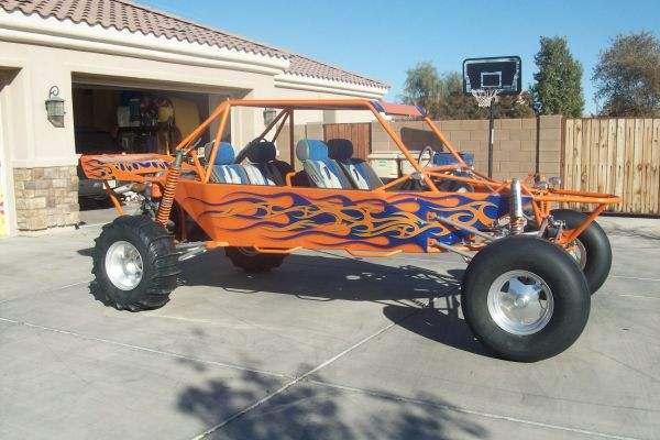 Tatum Longtravel Sandrail reduced - $17500 (Buckeye)