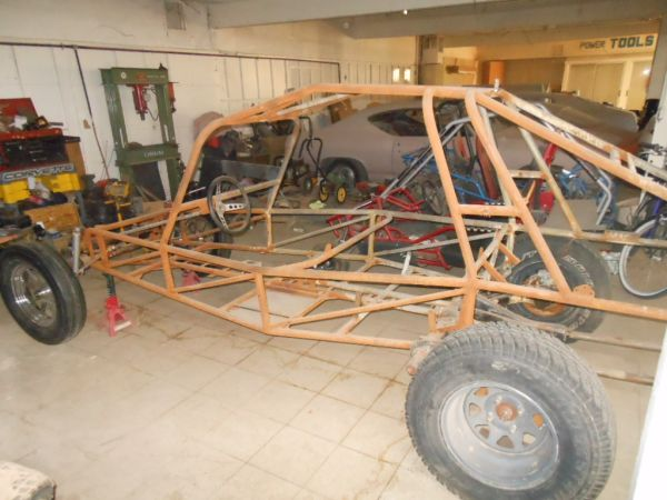 2010 Berrien 4 Seater Rolling Buggy Chassis - $1200 (mohave valley)