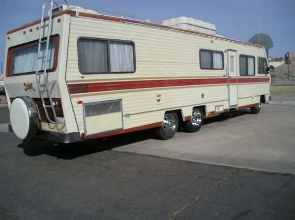 1985 35 suncrest motorhome - $3500 (lhc)