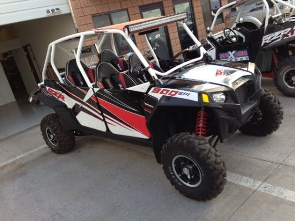 New 2013 RZR 4 XP900 EPS - 125hp (LHC)