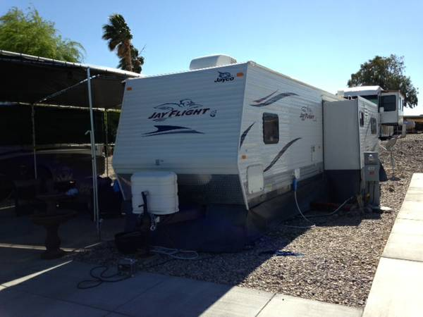 JAYCO G2 JAY FLIGHT 33RLDS TRAVEL TRAILER - $29500 (LAKE HAVASU ISLANDER RV RESORT)