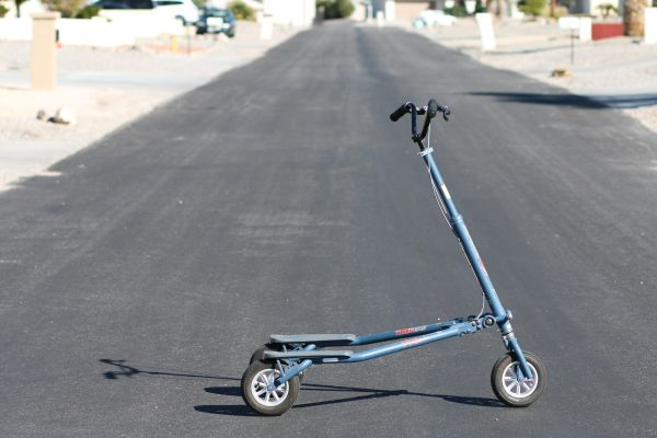 Trikke T-78 Air Scooter Good Condition 125.00 OBO - $125 (Lake Havasu )