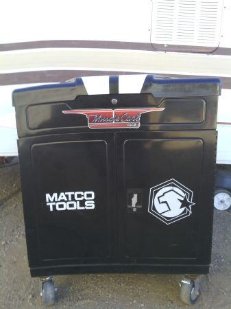 Muscle cart Matco tool cart - $600 (Kingman)