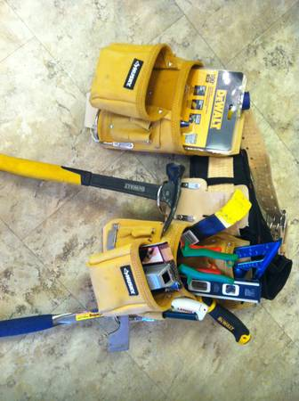 Husky Tool Belt - $110 (4760 S. Hwy 95 Ft. Mohave)