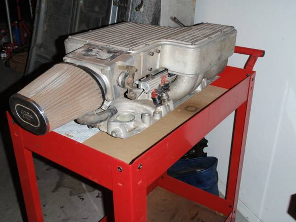 ACCEL Super Ram fuel injection system - $1500 (LHC)