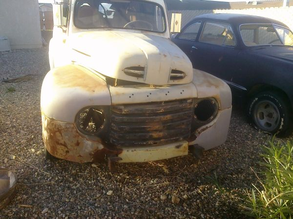 1950 Ford Panel Truck - $5600 (Lake Havasu City)