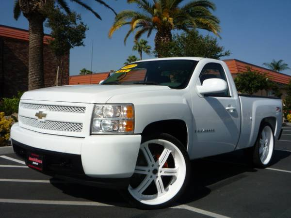 2007 CHEVROLET SILVERADO z714x4 Single Cab WHEELS 26 1.99RATE O.A.C - $18999 (AUTOMOTRIZMICHOACAN .COM )