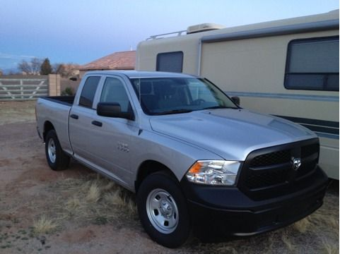2013 Ram Quad Cab V6 T8 - $28300 (Mohave Valley)