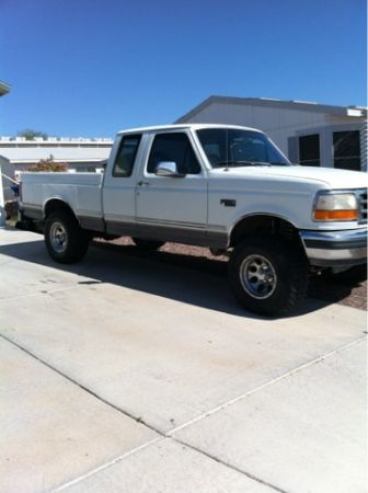 Prerunner lifted f150 - $3200 (Bhc)
