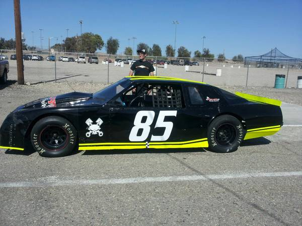 Race Car Street Stock Havasu 95 Speedway - $6500 (Lake Havasu)
