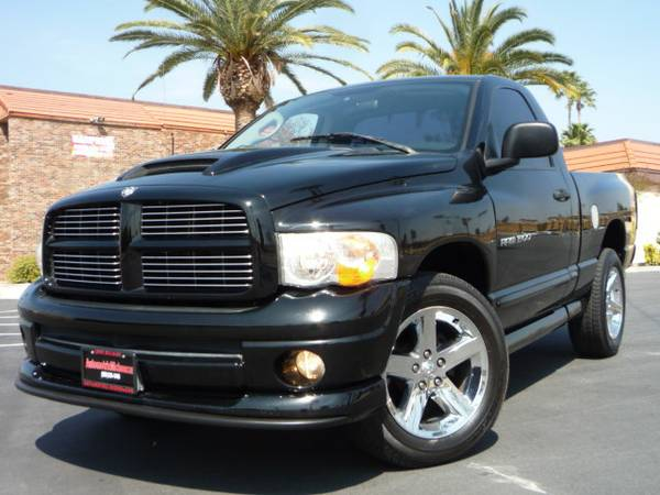 2004 DODGE RAM Rumble Bee 4x4 Premium Pkg 1.99 RATE O.A.C - $11999 (AUTOMOTRIZMICHOACAN .COM )