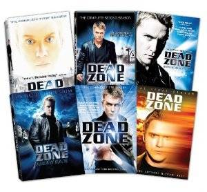 The Dead Zone Complete series - $45 (Kingman)