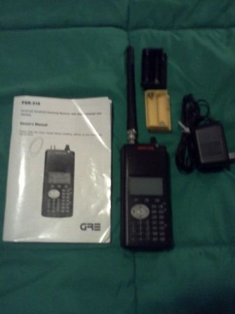 Police Scanner (TRADE) - $125 (BHC)