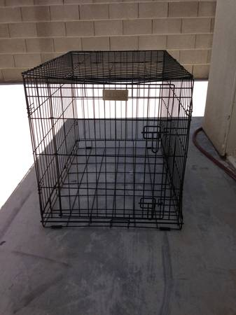 PETCO DOG CRATE KENNEL GREAT CONDITION - $50 (KINGMAN)