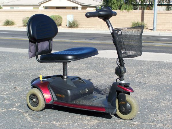 MOBILITY SCOOTER RENTALS (Bullhead City, Tri State Area)