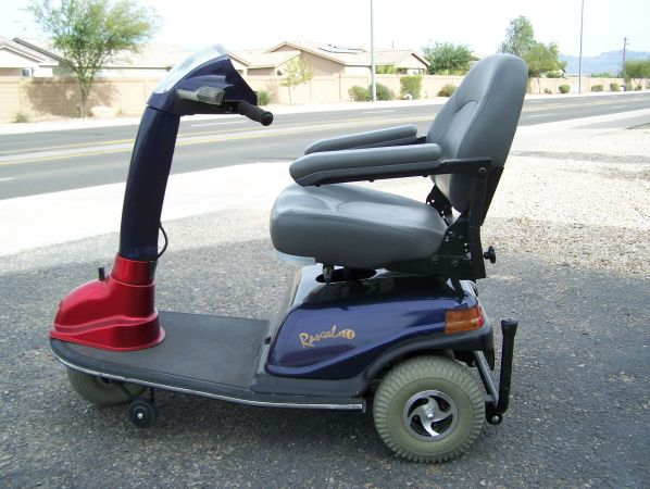 Mobility Scooter Rentals (Bullhead City-Laughlin-Needles)
