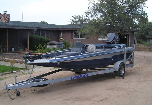 Tunnel Hull Bass Boat For Sale