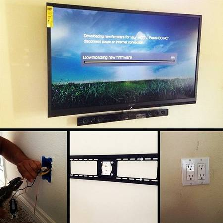 Need Your TV Mounted Call KS Systems today Guaranteed Best Prices