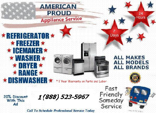 __FIX - IT__---ONLY $30-----__WASHER DRYER___Service__-------- (__.., ORANGE COUNTY, ..free hourly )