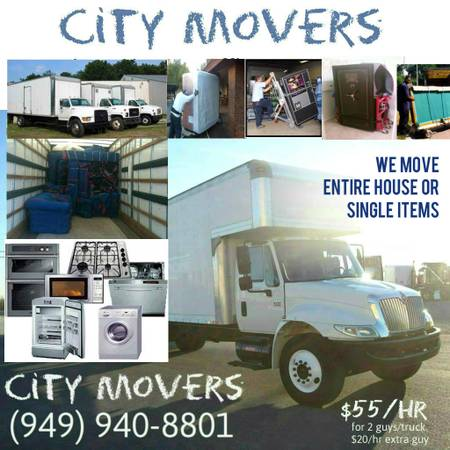 9742__MIGHTY MOVERS for small or big jobs_________(949) 940-8801__$55hr_ (No Hidden Fees)