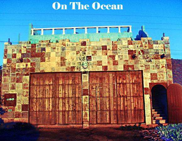 - $50 BEACH HOUSE (EnsenadaRosarito)