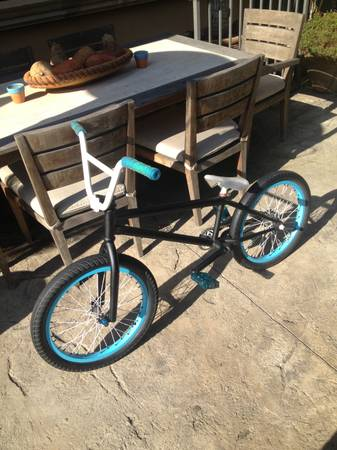 Custom SM LTF BMX - $999 (Huntington Beach)