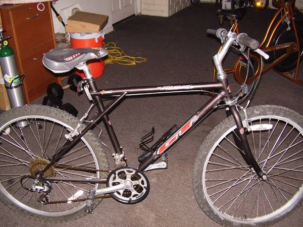 Mountain Bike, Palomar GT - $100 (Orange)