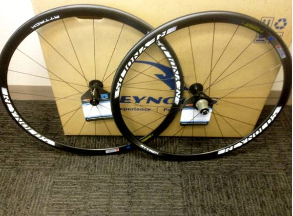 2013 Reynolads full carbon wheelset - $1200 (OCLA)