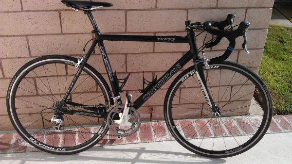 Cannondale CAAD 8 Optimo R1000 Dura Ace - $1300 (Brea)