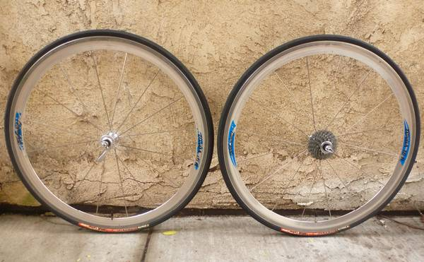 Cagnolo Record Zonda 16R Aero Road Wheelset (Los Angeles)
