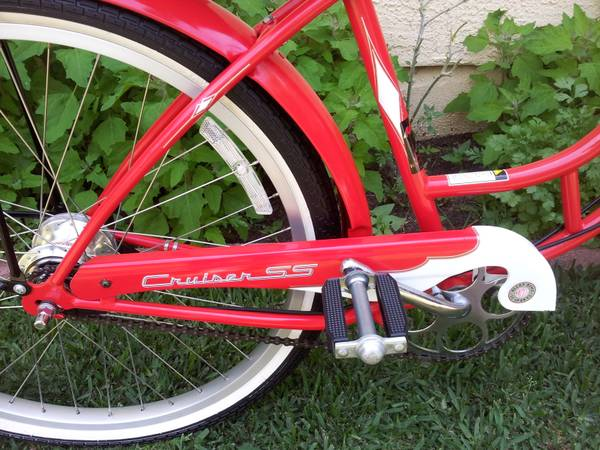 schwinn ss beach cruiser great new conditions - $250 (anaheim )