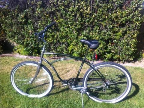 1996 Schwinn Cruiser SS 6 Speed Bike - $200 (Orange County mission Viejo)