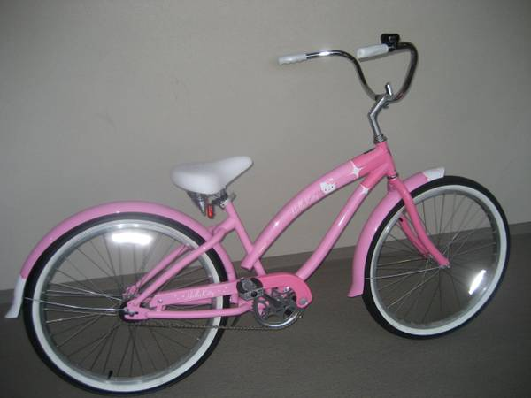 Nirve Hello Kitty Retro Kitty 26 Womens Cruiser Bicycle - $375 (UCI)