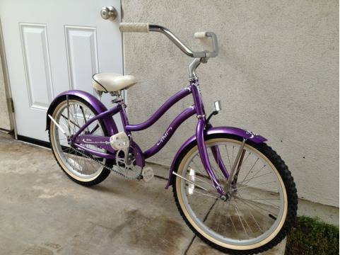 Phat Daisy 20 inch like electra Hawaii girls beach cruiser - $125 (Huntington Beach)
